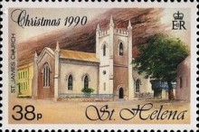 [Christmas - Chapels and Churches, type QE]