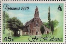 [Christmas - Chapels and Churches, type QF]