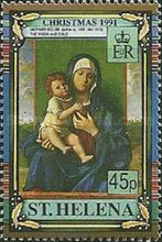 [Christmas - Paintings, type QV]