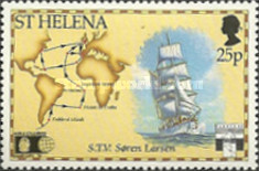 [The 500th Anniversary of Discovery of America - Trips to Cape Horn, type RC]