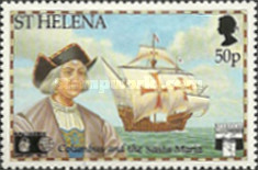 [The 500th Anniversary of Discovery of America - Trips to Cape Horn, type RE]