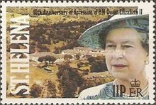 [The 40th Anniversary of Queen Elizabeth II's Accession, type RF]