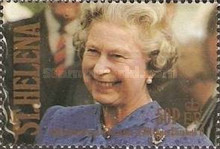 [The 40th Anniversary of Queen Elizabeth II's Accession, type RJ]