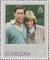 [The 21st Anniversary of the Birth of Princess Diana of Wales, type XJF]