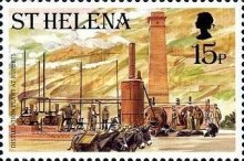 [The 100th Anniversary of the Internment of Buren of St. Helena in 2nd Boer War, type ZS]