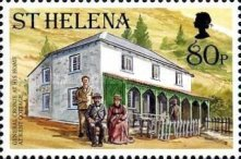 [The 100th Anniversary of the Internment of Buren of St. Helena in 2nd Boer War, type ZV]