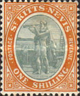 [Columbus & Medicinal Spring - Different Watermark, type A15]