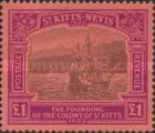 [The 300th Anniversary of the Founding of the Colony of St. Kitts, type G12]