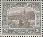 [The 300th Anniversary of the Founding of the Colony of St. Kitts, type G3]