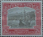 [The 300th Anniversary of the Founding of the Colony of St. Kitts, type G9]