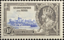 [King George V - Silver Jubilee, type H1]