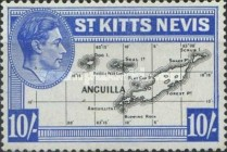 [Map of Anguilla, Typ N]