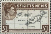 [Map of Anguilla, Typ N1]