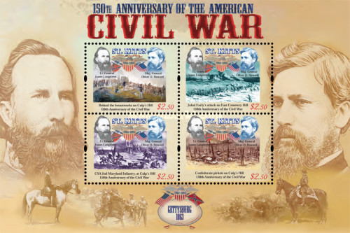 [The 150th Anniversary of the American Civil War, type ]