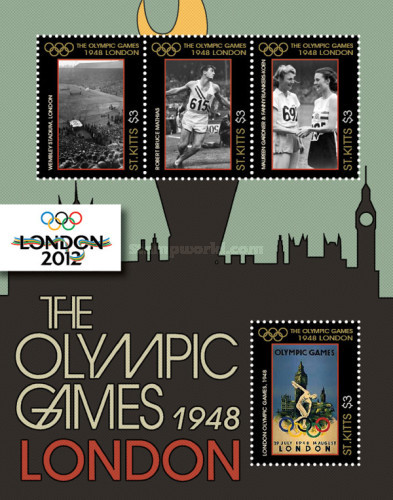 [Olympic Games - London 2012, type ]