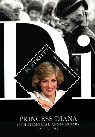[The 15th Anniversary of the Death of Princess Diana, 1961-1997, type ]