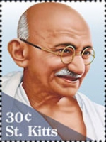 [The 150th Anniversary of the Birth of Mahatma Gandhi, 1869-1948, type BIV]
