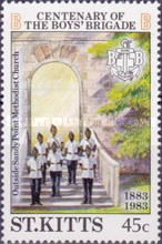 [The 100th Anniversary of Boys' Brigade, type CD]