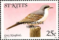 """[Issues of 1981 Overprinted """"INDEPENDENCE 1983"""", type CJ]"""