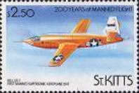 [The 20th Anniversary of Manned Flight, type CU]
