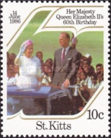[The 60th Anniversary of the Birth of Queen Elizabeth II, type ET]