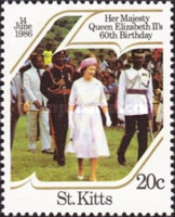 [The 60th Anniversary of the Birth of Queen Elizabeth II, type EU]