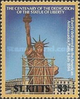 [The 100th Anniversary of Statue of Liberty, type FM]