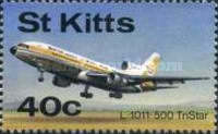 [Aircraft visiting St. Kitts, type GE]