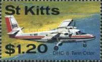 [Aircraft visiting St. Kitts, type GG]