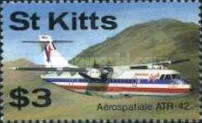 [Aircraft visiting St. Kitts, type GH]