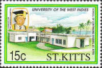 [The 40th Anniversary of University of West Indies, type KA]