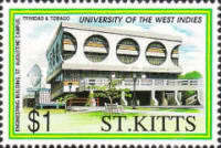 [The 40th Anniversary of University of West Indies, type KC]