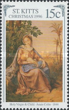 [Christmas - Religious Paintings, type OH]