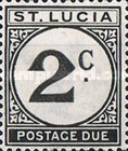 [Numeral Stamps - New Currency, Typ D]