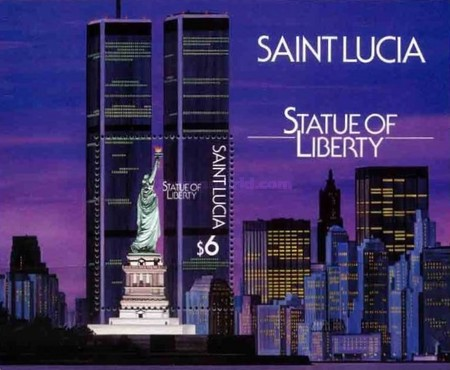 [The 100th Anniversary of Statue of Liberty 1986, Typ ]