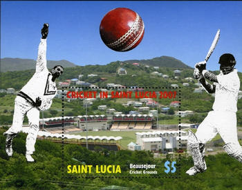 [Cricket in St Lucia, Typ ]