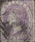 [Queen Victoria - New Watermark, Typ A4]