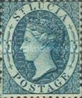 [Queen Victoria - New Watermark, Typ A5]