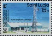 [The 50th Anniversary of Cable and Wireless, West Indies, Ltd., Typ AAA]