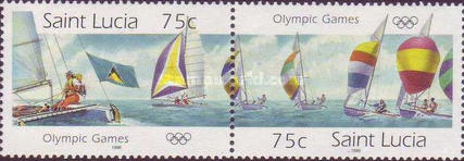 [The 100th Anniversary of Modern Olympic Games, Typ AFC]