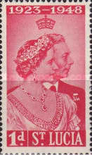 [The 25th Anniversary of the Wedding of King George VI and Queen Elizabeth, Typ AH]