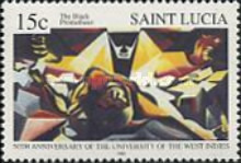 [The 50th Anniversary of University of West Indies, Typ AHE]