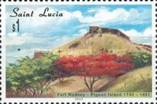 [History of St. Lucia, Typ AHY]