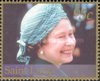 [The 50th Anniversary of the Accession of Queen Elizabeth II, Typ AJA]