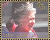 [The 50th Anniversary of the Accession of Queen Elizabeth II, Typ AJC]