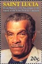 [The 10th Anniversary of Award of Nobel Literature Prize to Derek Walcott, Typ AJO]