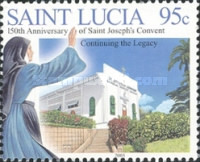[The 150th Anniversary of St. Joseph's Convent, Typ ALM]