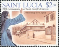 [The 150th Anniversary of St. Joseph's Convent, Typ ALN]