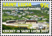 [Cricket in St Lucia, Typ AMW]