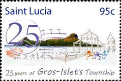 [The 35th Anniversary of the City of Gros-Islet's, Typ ANY]